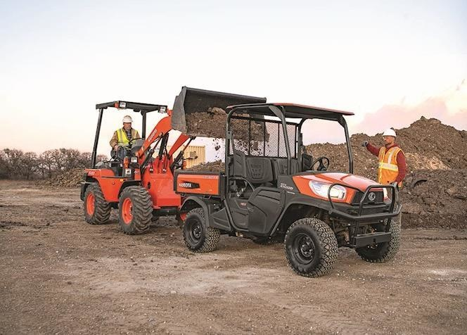 Hauling Your Crew or Heavy Material Made Easier with the RTV-X Series